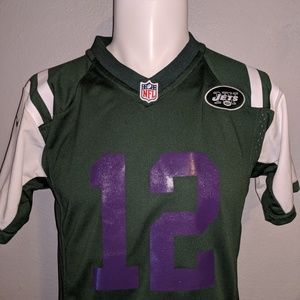 Boy's Nike New York Jets Player's Jersey Excellen